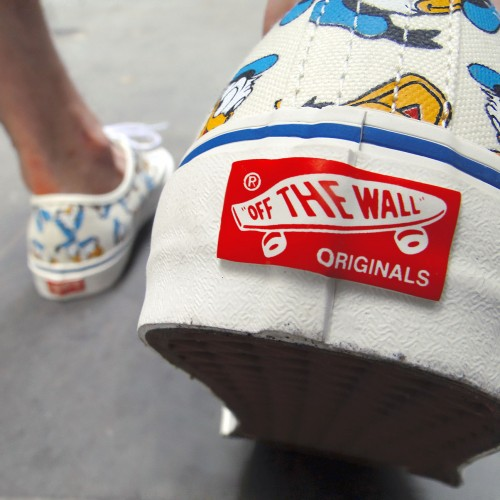 Disney and Vans partner again with shoes, backpacks and more