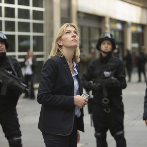 Jemma Redgrave's Kate Stewart returns for two Doctor Who episodes this season