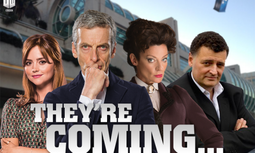 The Doctor is coming to San Diego Comic-Con 2015!