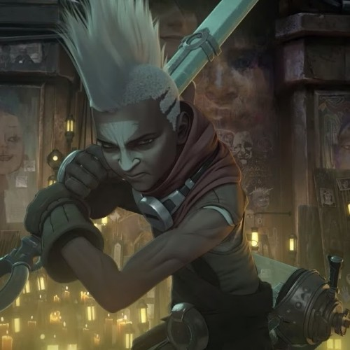 Meet League of Legends' next champion Ekko the Boy