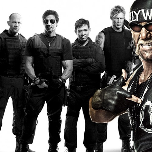 Hulk Hogan to join Expendables 4?