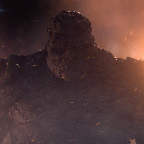 New Fantastic Four's MovieTickets.com ad shows the team's powers