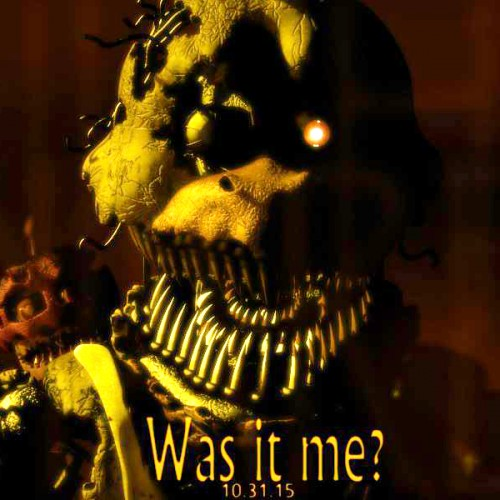 New Five Nights at Freddy's 4 teaser for 'Nightmare Chica'