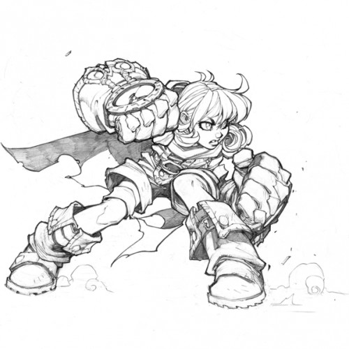 Joe Mad's Battle Chasers returns to comics and gets an RPG game