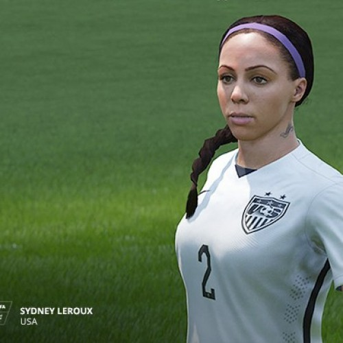FIFA 16: Now with 100% more women