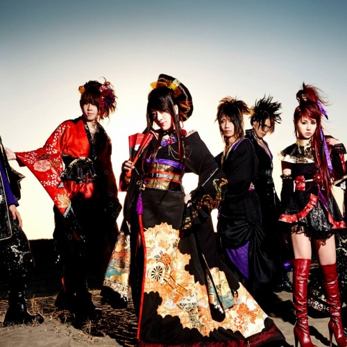 Wagakki Band and Vocaloid IA at Anime Expo 2015!
