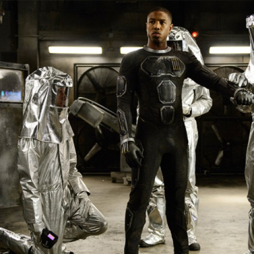 Michael B. Jordan isn't sure if he'll return for a Fantastic Four sequel