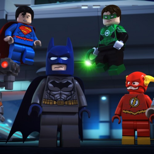 LEGO DC Comics Super Heroes – Justice League: Attack of the Legion of Doom