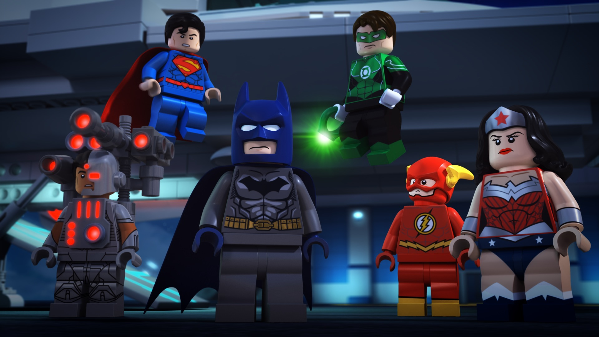 Image Gallery lego justice league