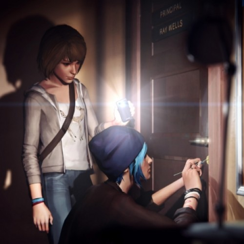 Life Is Strange episode 3 launch trailer