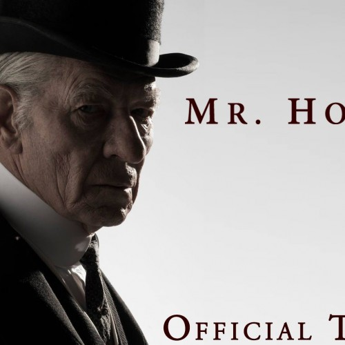 Mr. Holmes starring Ian McKellen has a new trailer