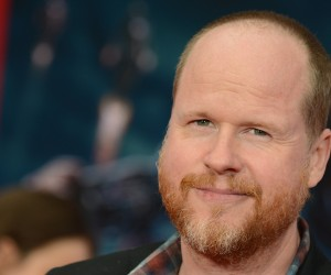 """Writer Joss Whedon arrives at the world premiere of """"Marvel's Iron Man 3"""" at the El Capitan Theatre on Wednesday, April 24, 2013, in Los Angeles, Calif. (Photo by Jordan Strauss/Invision/AP)"""