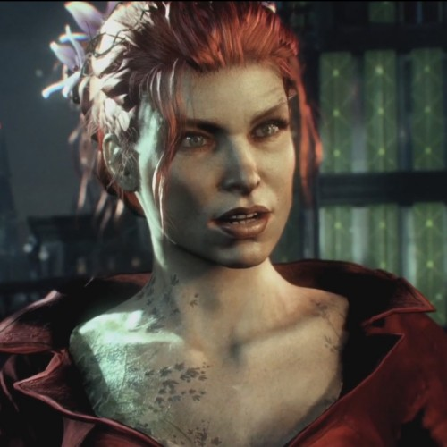 Developer says Poison Ivy was the hardest character to design for Batman: Arkham Knight