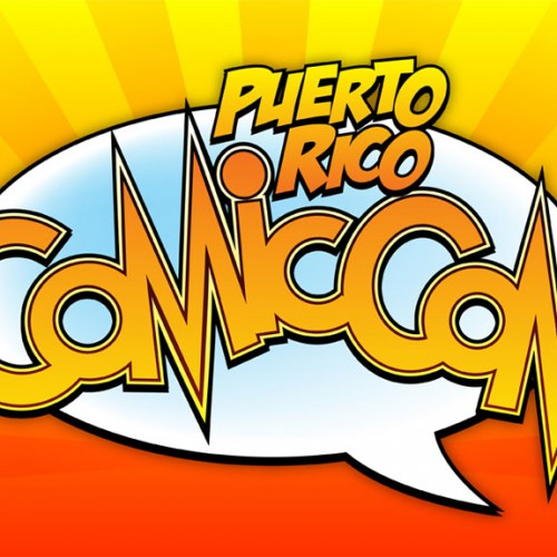 Puerto Rico Comic Con this week!