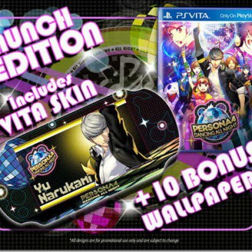 Atlus set to release Persona 4: Dancing All Night 'Disco Fever' Edition