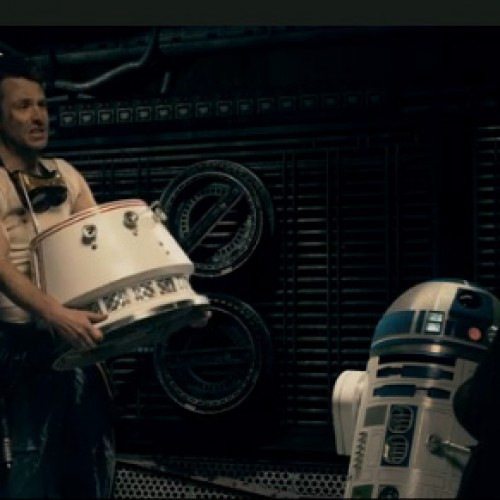 Nerdist's Chris Hardwick does a Star Wars country music parody