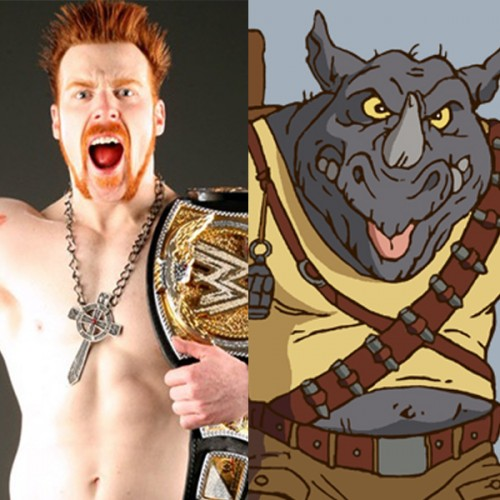 WWE Star Sheamus to play Rocksteady in TMNT 2