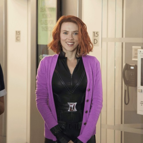 SNL spoofs Black Widow solo movie starring Scarlett Johansson