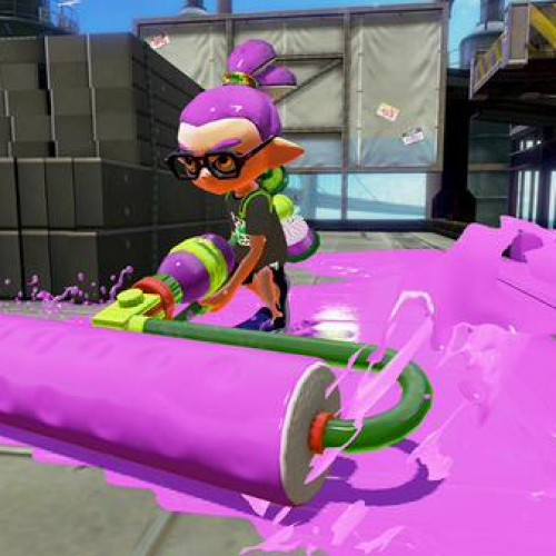 My hour with Wii U's Splatoon