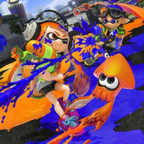 Nintendo to hold Splatoon Mess Fest Event May 15 in Santa Monica