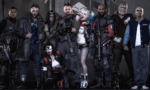 Therapist brought on Suicide Squad set for actors