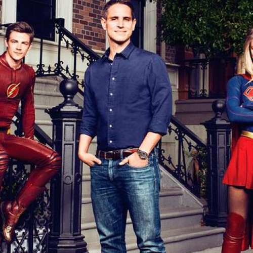 CBS' Supergirl and The Flash will have a crossover!