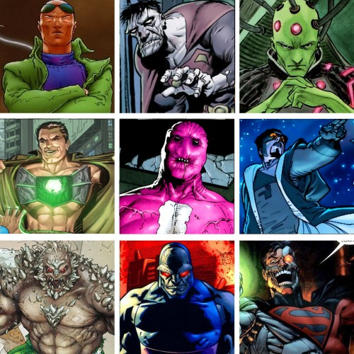 Another Superman villain will appear alongside Lex Luthor in Batman v Superman