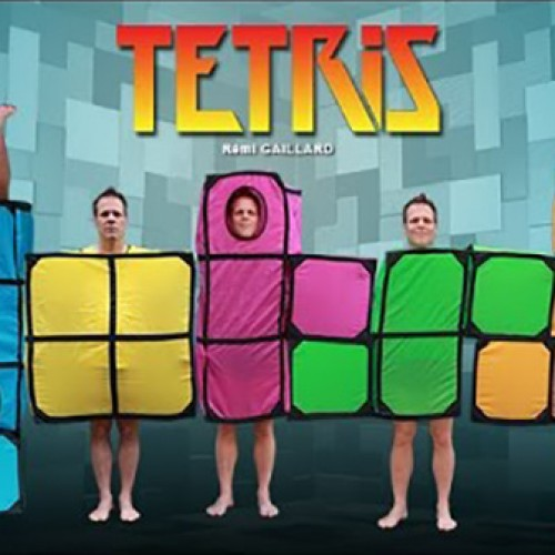 How to be annoying with Tetris blocks (video)
