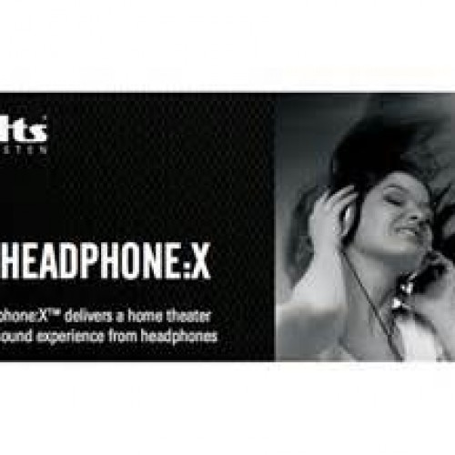 Samsung TV brings you Headphone:X from DTS