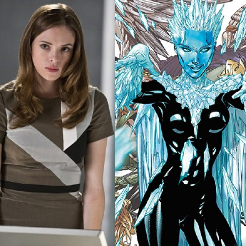 Killer Frost coming to The Flash