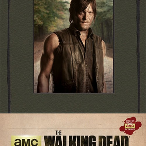 The Walking Dead: Hardcover Ruled Journal — Daryl Dixon review