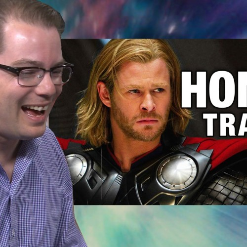 Thor co-writer watches Thor Honest Trailer