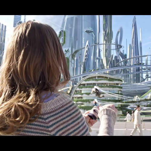 'What Is Tomorrowland' featurette