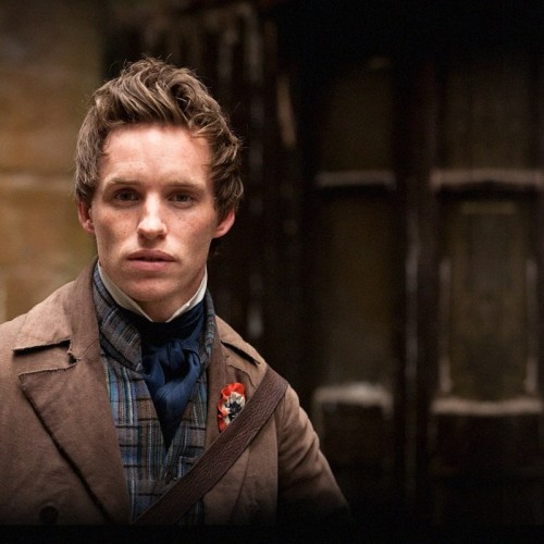 Eddie Redmayne joins the Harry Potter family