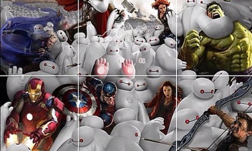 Avengers: Age of Baymax (image)