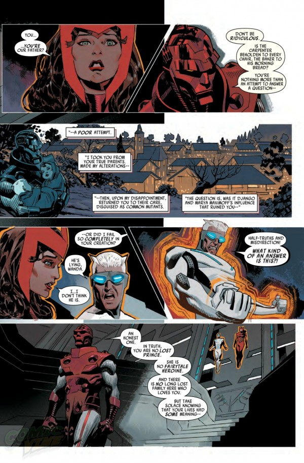 uncanny avengers scarlet witch quicksilver 2