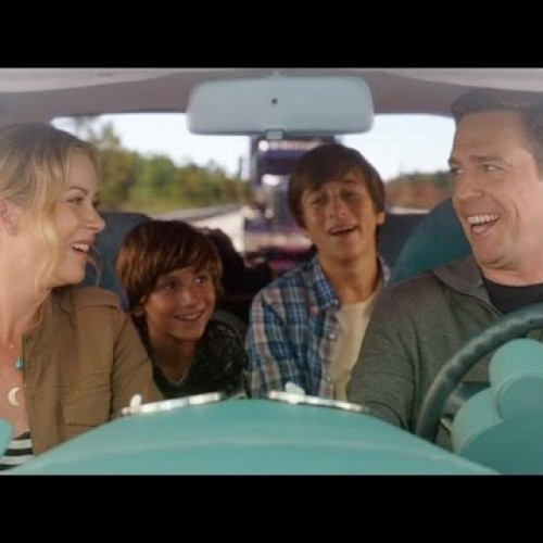 Return to Wally World in 'Vacation' red band trailer