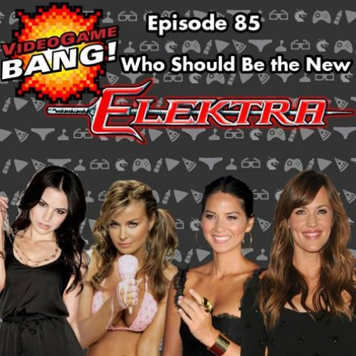 Top 5 actresses who could play Elektra – Videogame BANG! Episode 85