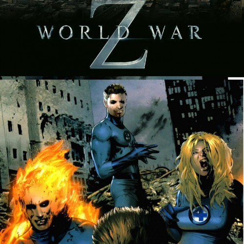 World War Z sequel release date same as Fantastic Four 2