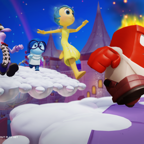 Pixar's Inside Out gets a Disney Infinity 3.0 Edition Play Set