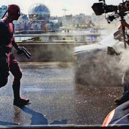 That's a wrap! Deadpool filming finished