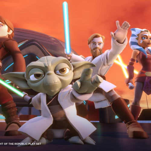 Star Wars prequels get some Disney Infinity 3.0 love with new images