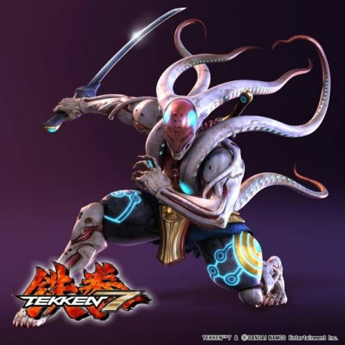 The evolution of Tekken's Yoshimitsu