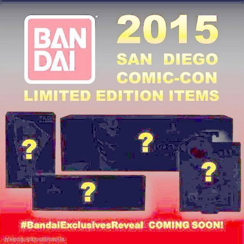 Bandai secretly reveals Power Ranger exclusives for San Diego Comic-Con