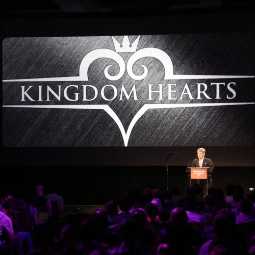 E3 2015: We finally get an update on Kingdom Hearts 3