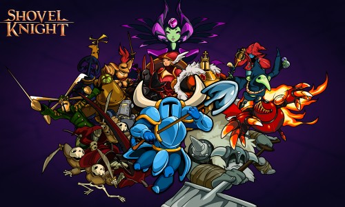 Shovel Knight to be released in physical form