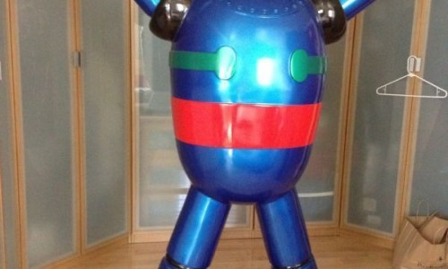 Buy your very own human-sized Gigantor robot for less than $5,000