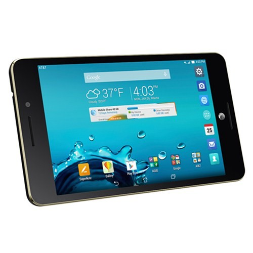 ASUS MeMO Pad 7 LTE tablet review