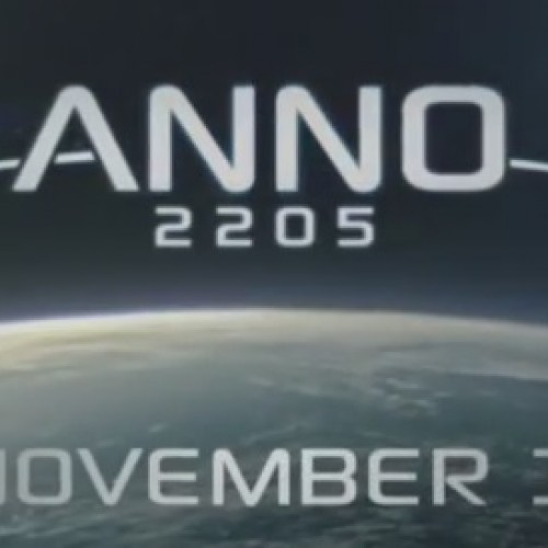 E3 2015: Anno 2205, from the devs behind SimCity
