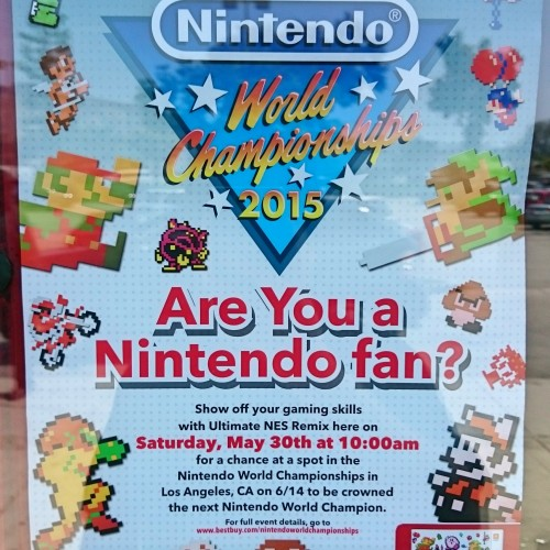 The quest to qualify for the Nintendo World Championships